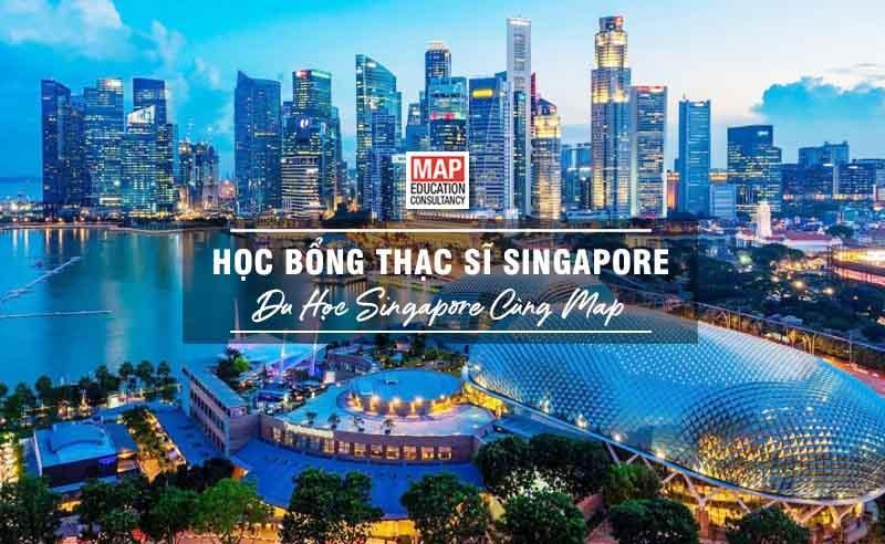 Cùng Du học MAP tìm hiểu về học bổng thạc sĩ Singapore 2020