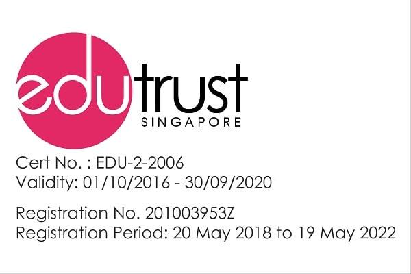 Chỉ những trường được cấp Edutrust mới được tuyển sinh sinh viên quốc tế