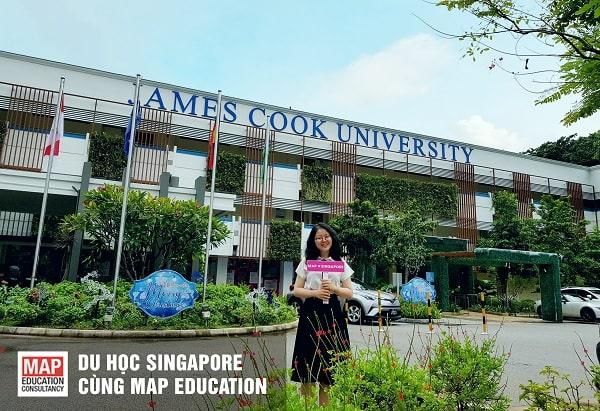 Cùng Du học MAP đến Đại học James Cook