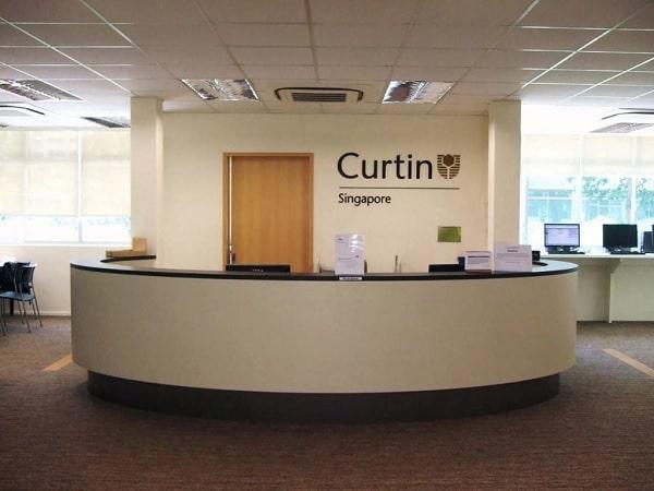 Cùng Du học MAP đến trường Curtin Singapore