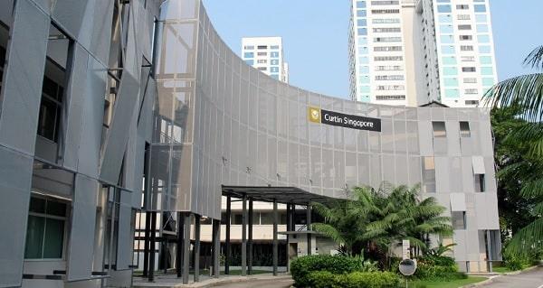 Cùng MAP đến trường Curtin Singapore
