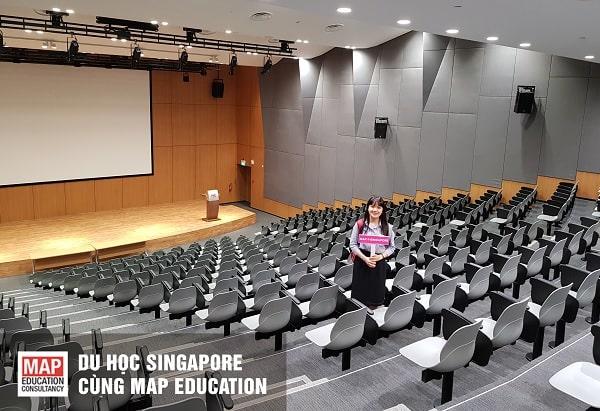 Cùng MAP du học tiếng Anh ngắn hạn tại Singapore