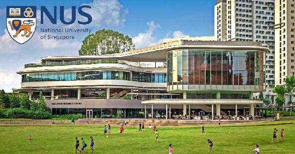 Đại học Quốc gia Singapore Ngôi trường mơ ước của sinh viên quốc tế