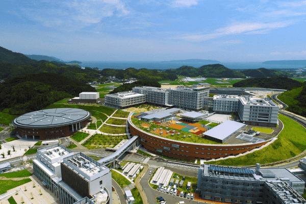 Đại học Kyushu với thế mạnh về các ngành kỹ thuật