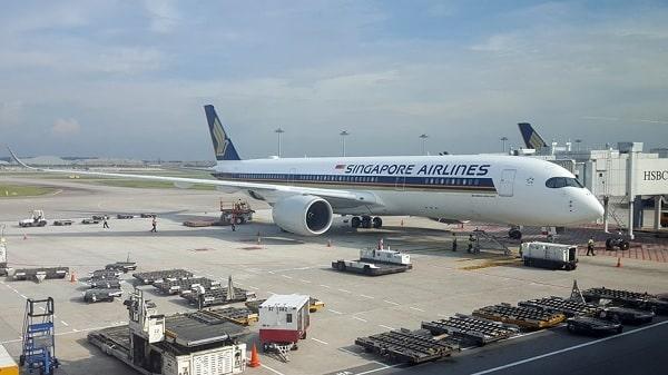 Du học tại Singapore ngành vận tải hàng không thực tập hưởng lương