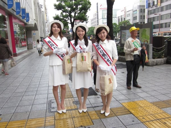 Du học ngành marketing tại Nhật Bản, sinh viên có thể học hỏi nhiều cách thức độc đáo như Marketing khăn giấy