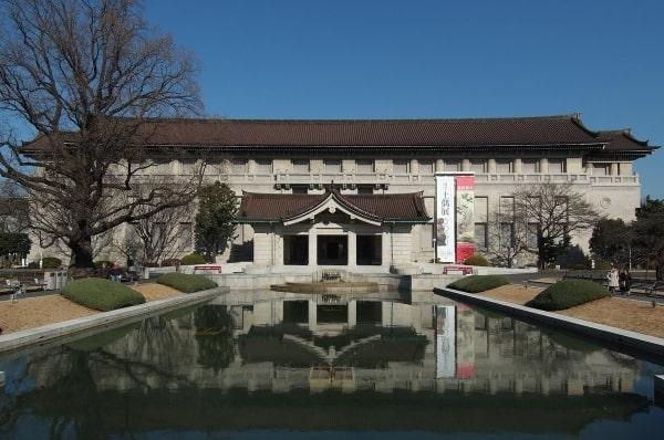 Du học ngành mỹ thuật tại Nhật Bản, sinh viên sẽ được tham quan Bảo tàng Quốc gia Tokyo – một trong những bảo tàng nghệ thuật nổi tiếng thế giới