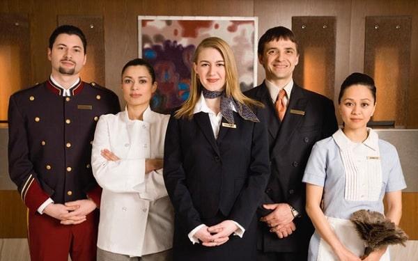 Du học nghề Singapore ngành du lịch khách sạn thực tập hưởng lương