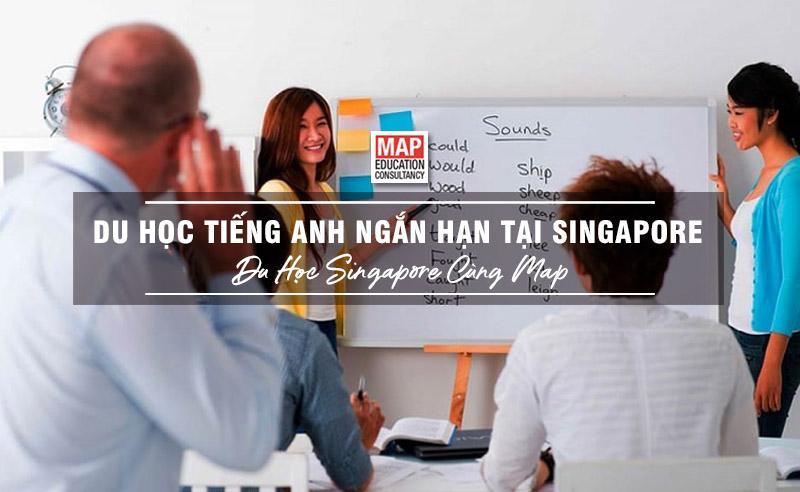 Du Học Tiếng Anh Ngắn Hạn Tại Singapore 2020