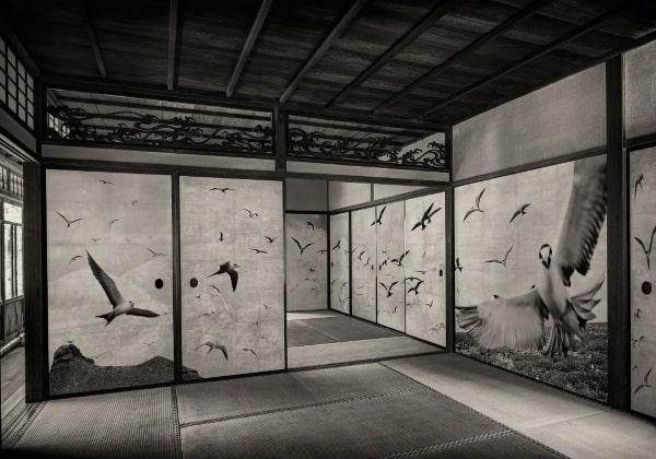 Fusuma - Sáng tạo độc đáo của người Nhật xưa