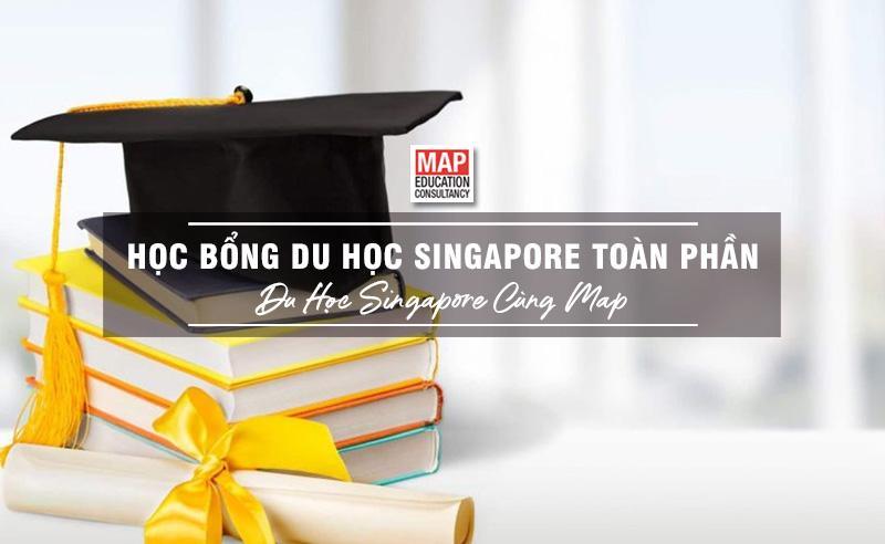 Giành học bổng du học Singapore toàn phần cùng Du học MAP