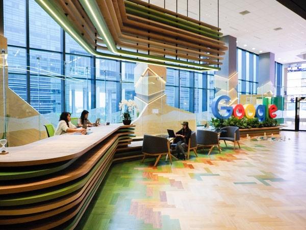 Google đặt trụ sở tại Singapore
