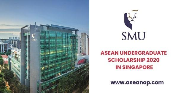 Học bổng đại học Singapore trường SMU