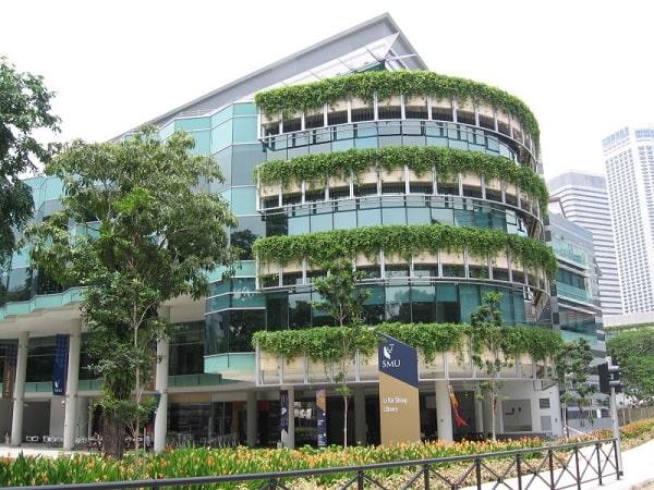 Học bổng du học thạc sĩ Singapore trường SMU
