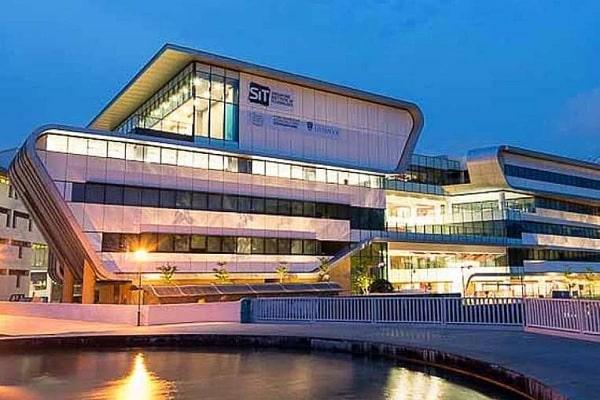 Học phí đại học Singapore trường SIT