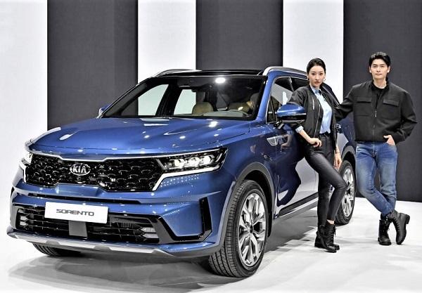 Sorento 2021 – Mẫu ô tô thế hệ mới của hãng xe hàng đầu Hàn Quốc KIA Motors