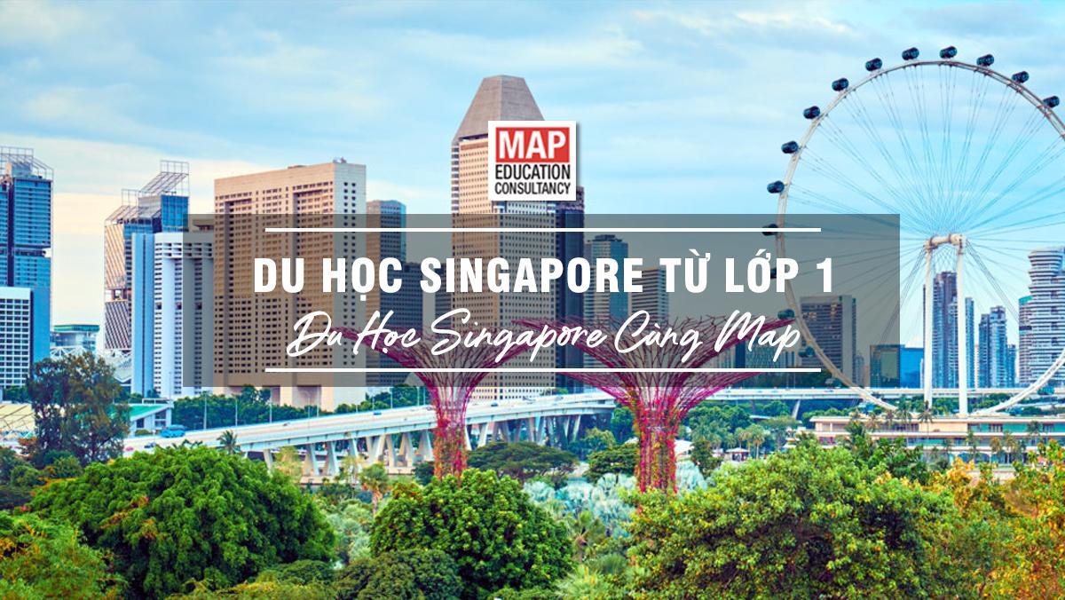 Khám phá sự thật về Du học Singapore từ lớp 1