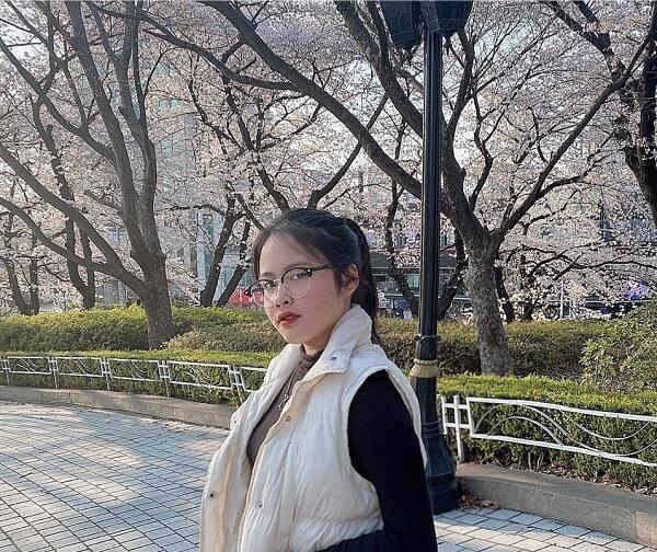 Bạn Linh - Nữ sinh MAP theo học Đại học Quốc gia Kyungpook - Trường đại học công tại Daegu