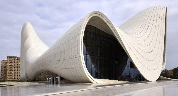 Ngành kiến trúc góp phần tạo ra nhiều công trình độc đáo của nhân loại
