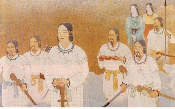 Giáo dục tại đất nước mặt trời mọc bắt nguồn từ thế kỉ thứ 6 thời kỳ Yamato