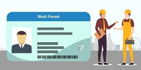 Sinh viên thực tập phải xin được Visa Work Pass