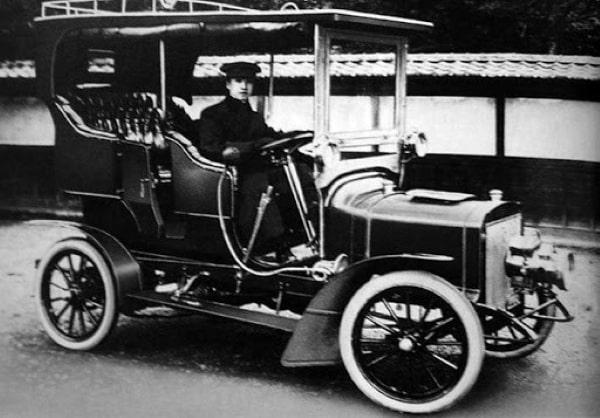 Takuri – Chiếc xe ô tô đầu tiên được sản xuất tại Nhật Bản