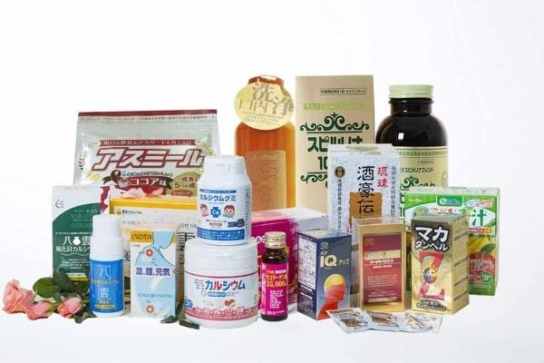 Thực phẩm chức năng tại Nhật Bản với nhiều sản phẩm đa dạng