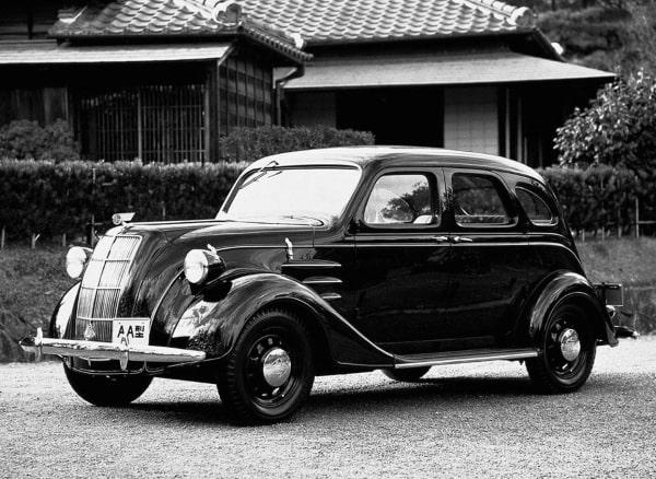 Toyota AA 1935 – Khởi đầu cho những thành tựu ấn tượng sau này của Toyota