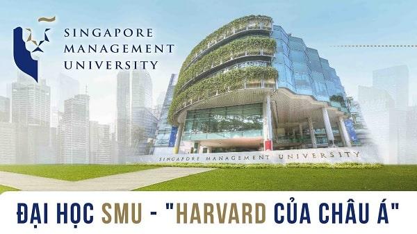 Trường SMU Singapore được coi là Harvard của Châu Á