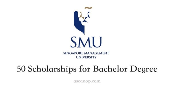 Trường SMU Singapore cấp học bổng ASEAN cho sinh viên