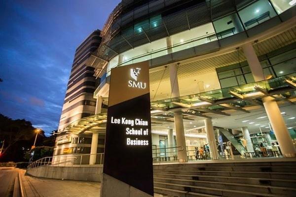 Trường SMU Singapore cấp học bổng Lee Kong Chian cho sinh viên