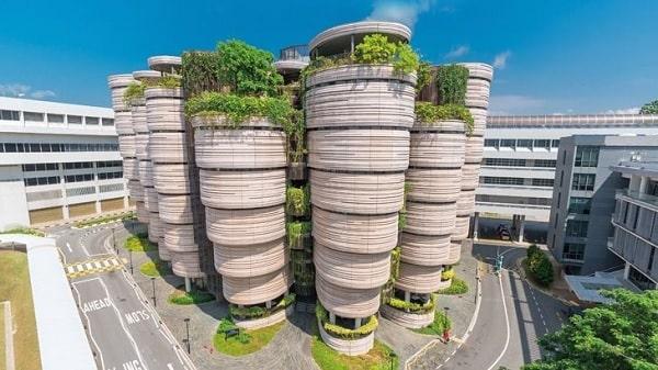 Trường đại học Công nghệ Nanyang NTU