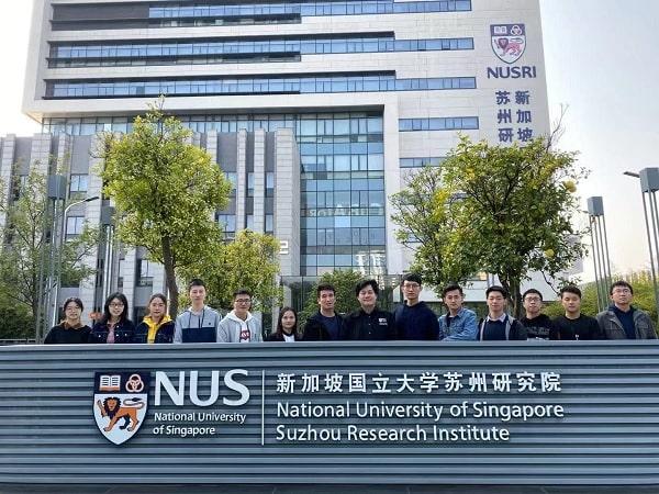 Xin học bổng thạc sĩ tại Singapore trường NUS