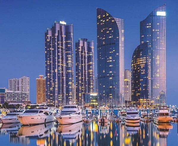 Busan - Thành phố cảng số 1 Hàn Quốc
