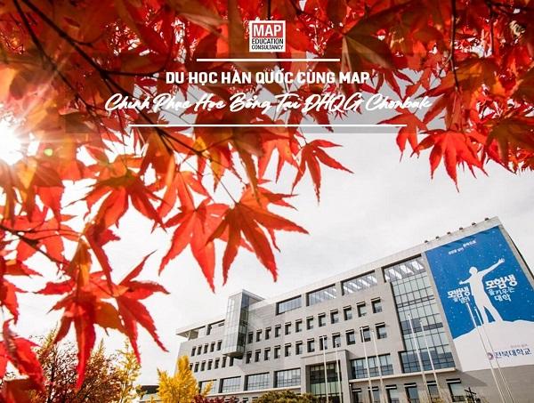 Chinh phục học bổng Thạc sĩ tại Đại học Quốc gia Jeonbuk cùng MAP
