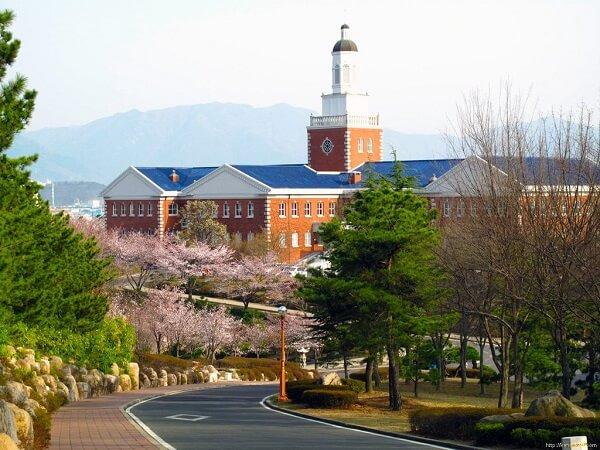 Đại học Keimyung - TOP 5 trường Đại học hàng đầu Dagegu