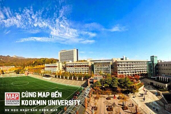 Đại học Kookmin – Trường đào tạo Kỹ thuật Ô tô Chế tạo máy hàng đầu Hàn Quốc