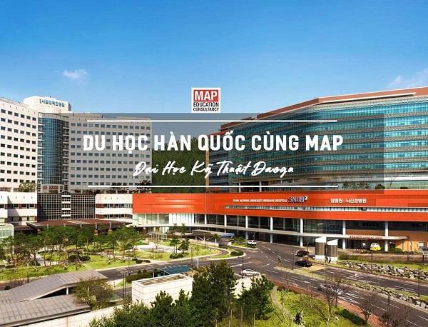 Du học Hàn Quốc tại Đại học Kỹ thuật Daegu