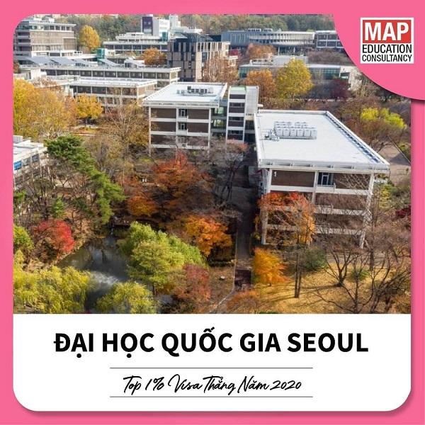 Đại học Quốc gia Seoul – TOP SKY danh giá nhất Hàn Quốc