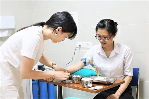 Khám sức khỏe là một điều kiện du học Thạc sĩ Hàn Quốc