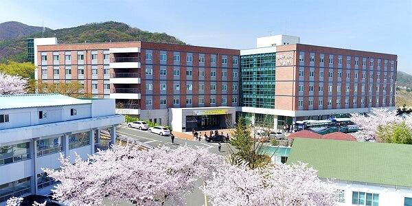Ký túc xá trường Đại học Daegu Haany