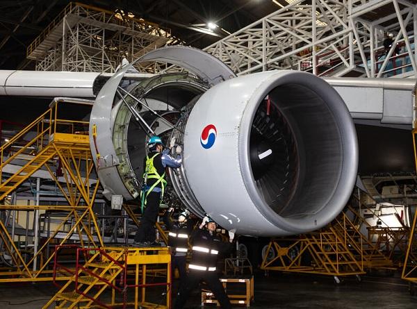 Kỹ thuật hàng không vũ trụ tại Korean Airlines - hãng hàng không số 1 Hàn Quốc