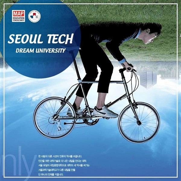 Du học Hàn Quốc ngành Kỹ thuật Ô tô – Chế tạo máy tại SeoulTech cùng MAP