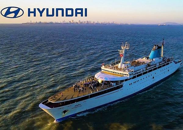 Tàu biển Huyndai - Thành tựu của ngành kỹ thuật hàng hải đại dương Hàn Quốc