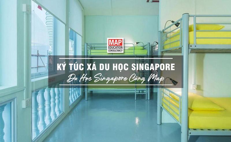 """3 Loại Ký Túc Xá Du Học Singapore """"Sang Chảnh"""" Bậc Nhất"""