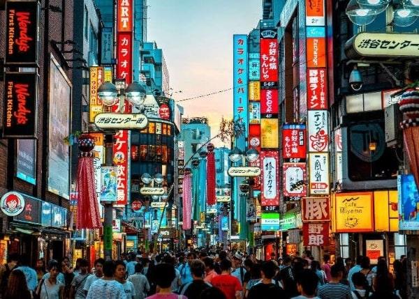 Nhật Bản là điểm đến ưa thích của nhiều sinh viên quốc tế