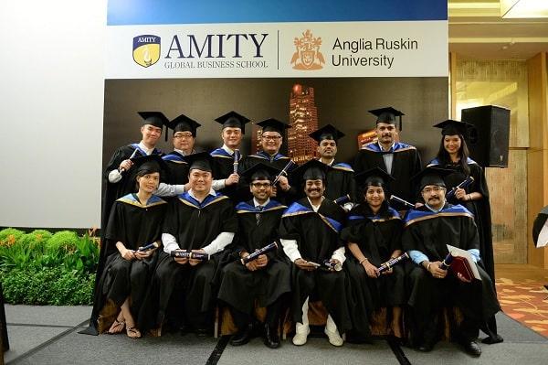 Cùng MAP du học Amity