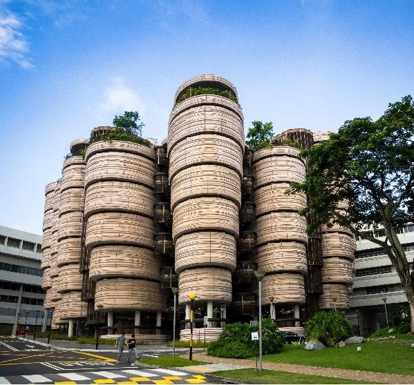 Cùng MAP du học đại học NTU Singapore