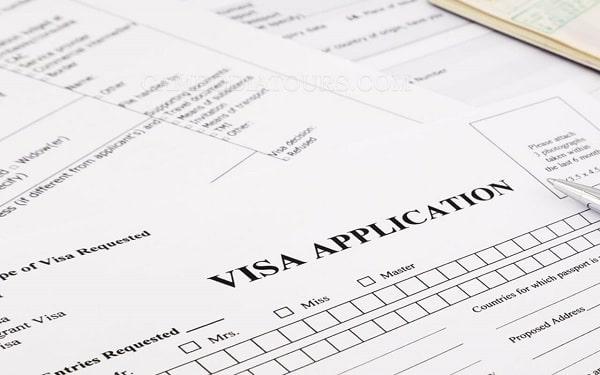 Cùng MAP tìm hiểu thủ tục xin visa