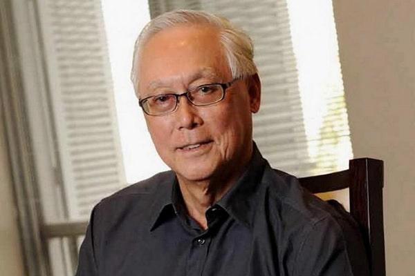 Cựu Thủ tướng Singapore Goh Chok Tong - Người sáng lập ra học bổng